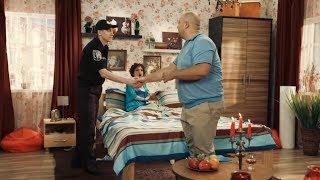 Полицейский –любовник и догадливый муж — На троих — 38 серия