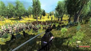 Repeat youtube video SHOGUN MOD - Mount and Blade Warband