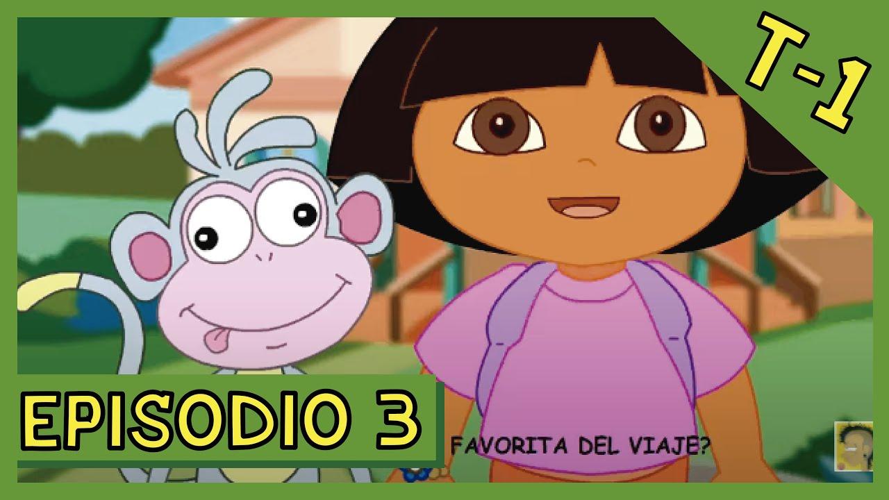 Un PoCo DeL pArChE- (03) Dora La Exploradora - YouTube