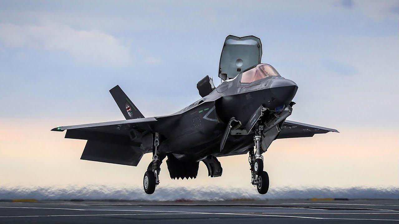 한국이 도입 검토 중인 F-35B 전폭기의 수직이착륙 능력