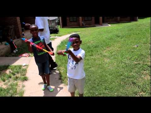 "Demetrius - In Da Hood ""College Park Projects"" (Short Version) Official Video"