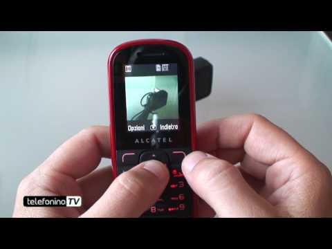 Alcatel ot303 videoreview da telefonino.net