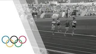 Rome 1960 - Women's 800m Olympic final