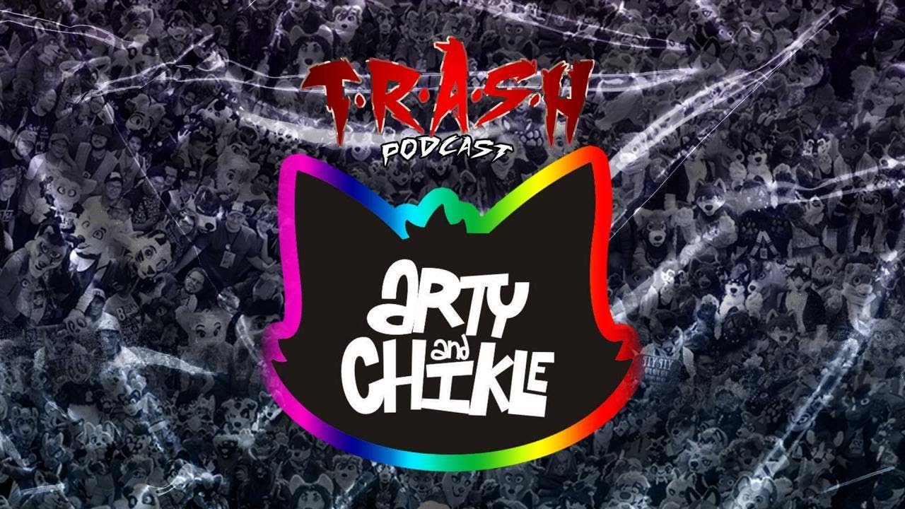 T.R.A.S.H. Podcast | Arty & Chikle