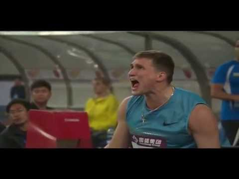 Men's High Jump & Javelin Throw @ Shanghai 2013