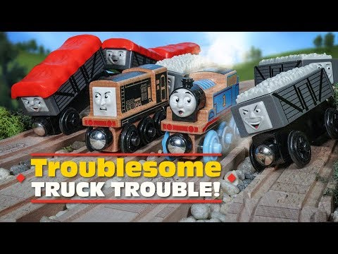 Confusion and Delay | Thomas' Troublesome Truck Trouble Ep #2 | Thomas & Friends