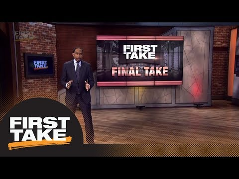 Stephen A. critical of black players for not supporting fired black coaches | First Take | ESPN