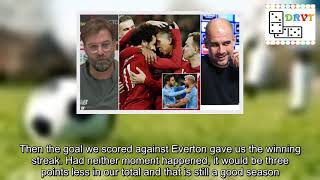 War of kindness as Guardiola and Klopp trade compliments