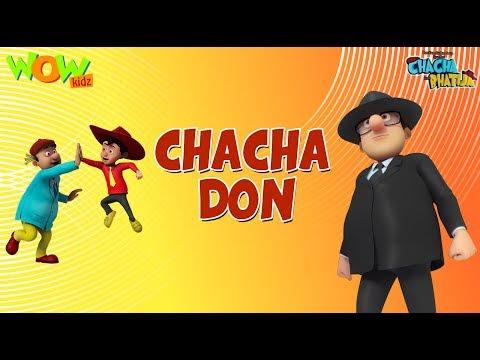 Chacha Don-Chacha Bhatija- 3D Animation Cartoon for Kids - As seen on Hungama TV