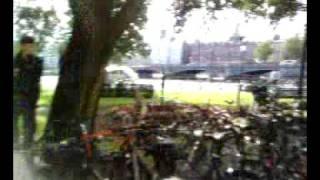 Klimatdemo vid Rosenbad