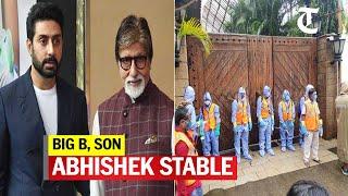 Aishwarya Rai, daughter Aaradhya test positive; Amitabh Bachchan stable with 'mild symptoms'