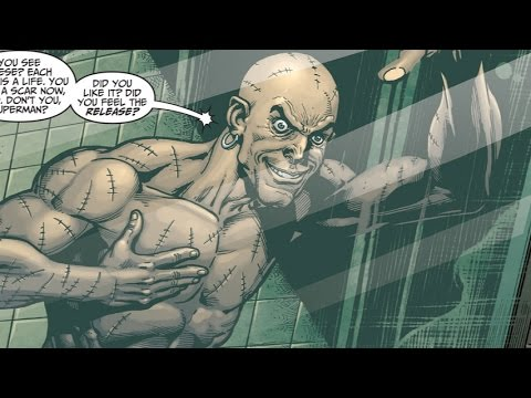 Supervillain Origins: Victor Zsasz