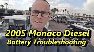 Advanced Monaco Diesel RV Battery Troubleshooting