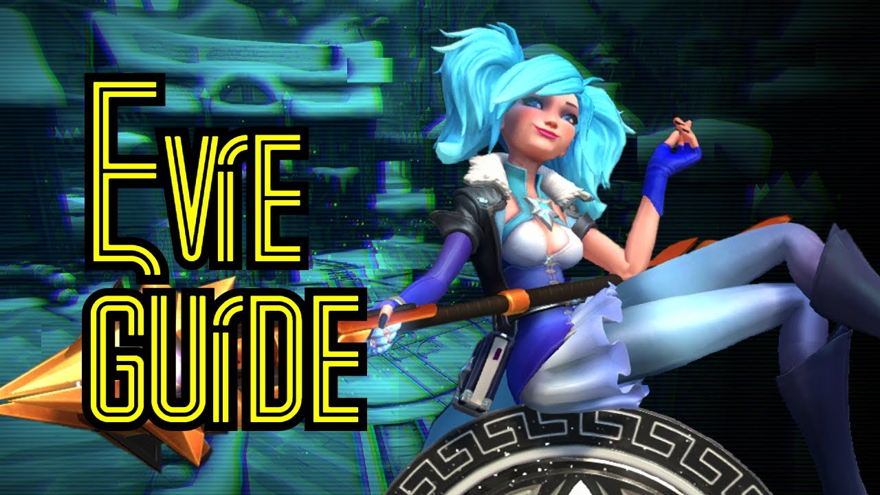 Download How to Play Evie in Paladins - Season 4 (2021)