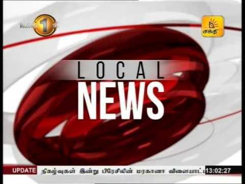 News1st Prime Time News Shakthi Tv Lunch 19th September 2016