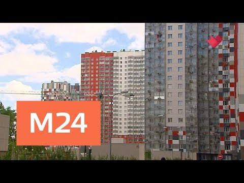 'Это наш город': почти 70 московских семей докупили 'квадраты' по программе реновации - Москва 24