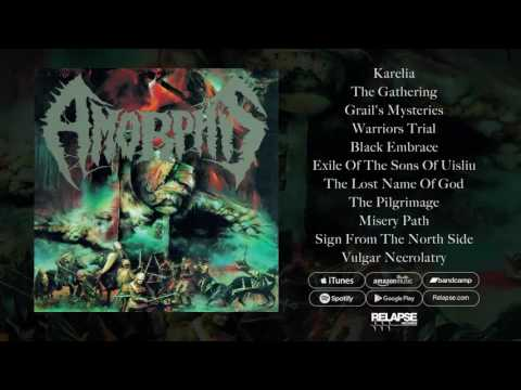 AMORPHIS - The Karelian Isthmus (Full Album Stream)