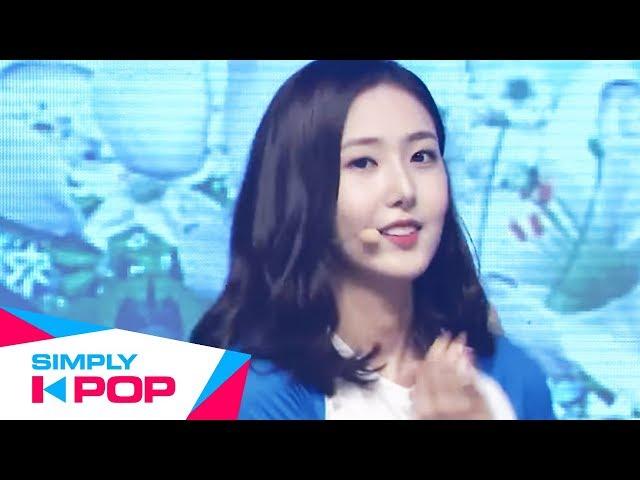 Simply K-Pop _ GFRIEND(여자친구) _ NAVILLERA(너 그리고 나) _ Ep.224 _ 072216
