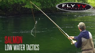 FLY TV - Low Water Tactics for Salmon in Western Norway