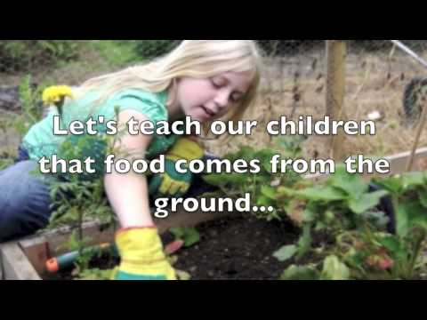 Changing the Food System-Katelyn Porter Food Corps Application