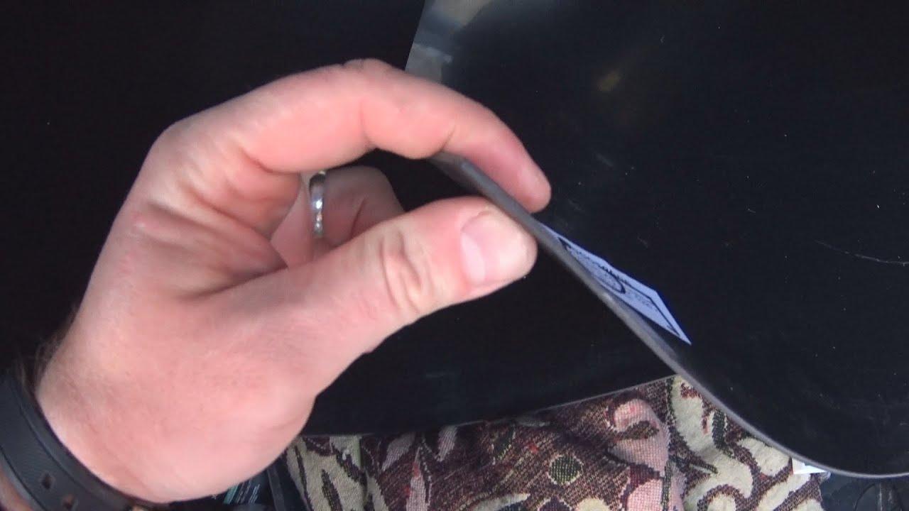 АБС пластик для вакуумной формовки.Начало. - YouTube