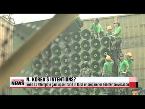 Military tensions at inter-Korean border remain high despite high-level talks
