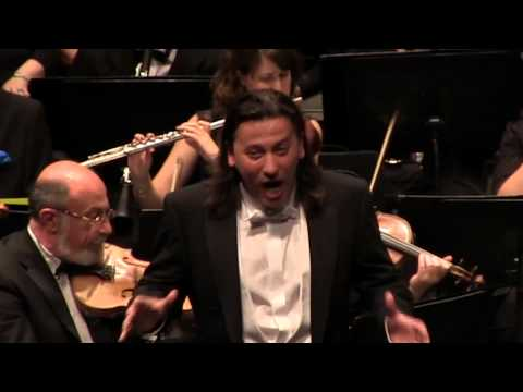 "Rossini: ""La Calunnia"", aria from ""The Barber of Seville"""