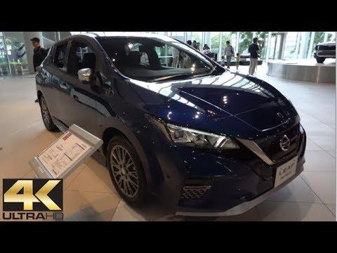 2019 NISSAN LEAF AUTECH - Nissan Leaf Autech 2019 - 新型日産リーフ オーテック 2019年モデル