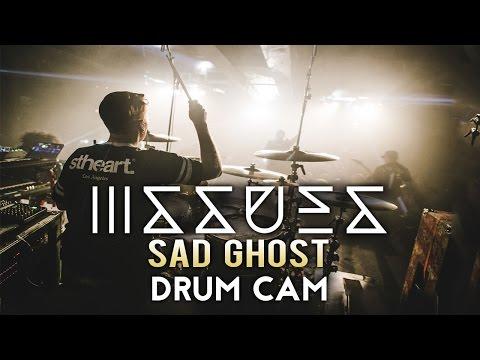 Josh Manuel  Sad Ghost  Drum Cam