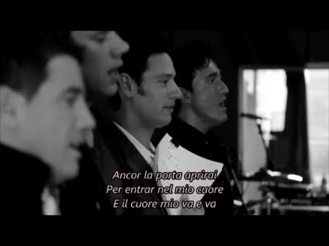 IL DIVO - My Heart Will Go On With Lyrics