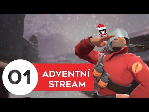 Adventní Stream 01 - Cemonix [Cz/Sk]