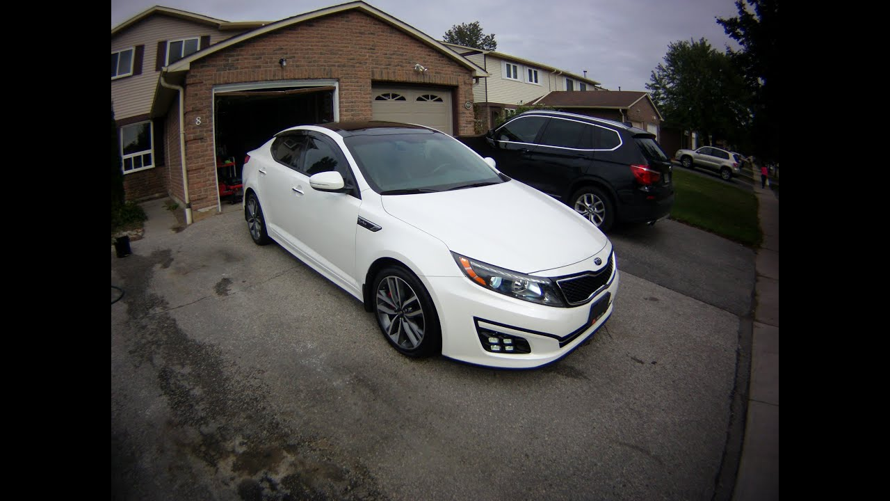 my 2014 kia optima turbo sx review youtube. Black Bedroom Furniture Sets. Home Design Ideas