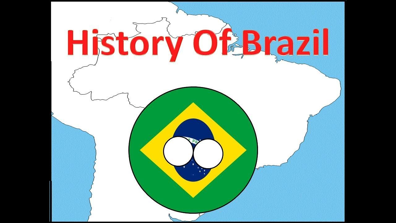 Brazil Countryball Countryballs Drawing Image By Can