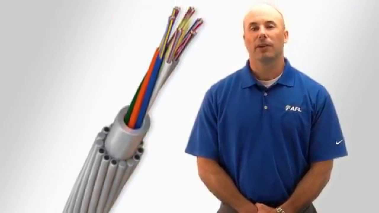 AFL Optical Ground Wire (OPGW) - YouTube