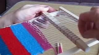 Технология производства ткани. Основа и уток.(, 2016-07-25T17:26:24.000Z)