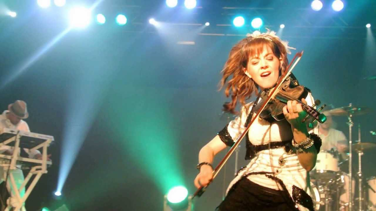 Lindsey Stirling - Anti Gravity - Live Italy June 4, 2013 ...
