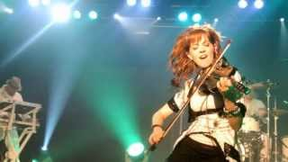 Lindsey Stirling - Anti Gravity  - Live Italy    June 4, 2013