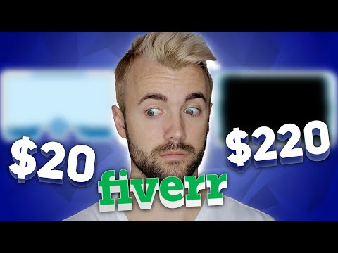 I Paid 3 Different Fiverr Artists For Twitch Overlays