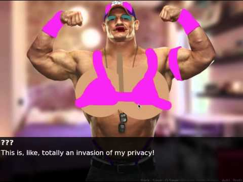 John cena dating simulator