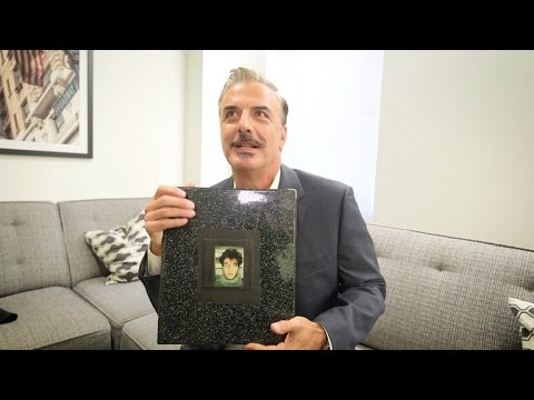 Chris Noth's Law & Order Scrapbook