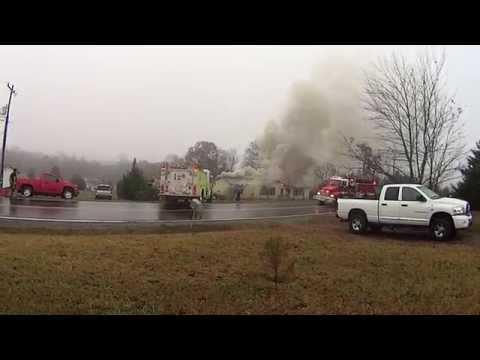 House fire in N.C.