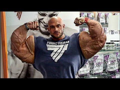 TOP 5 Freakiest European Bodybuilders Ever In Bodybuilding
