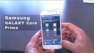 Samsung Galaxy Core Prime | Hands on Review | Tips and Tricks | Features Overview