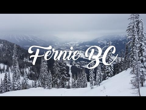 Fernie BC, January 2017
