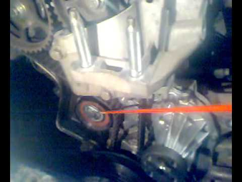 Inlocuire Pompa De Apa 1 6 16v Focus 2 Se Demonteaza