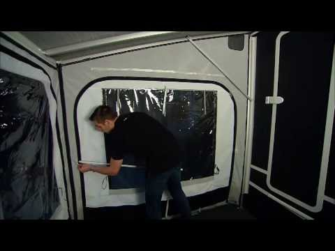 Rv Awning Tents Thule Panorama Modularity Youtube