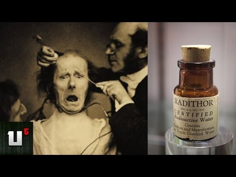 5 Most Disturbing & Barbaric Medical Treatments In History