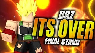 IS THIS THE END OF DRAGON BALL Z FINAL STAND...!?!?!?! [ ROBLOX ] | iBeMaine