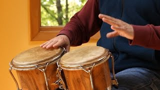 How to play your first bongo solo: a lesson for beginners