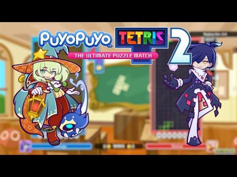 Puyo Puyo Tetris 2: H |